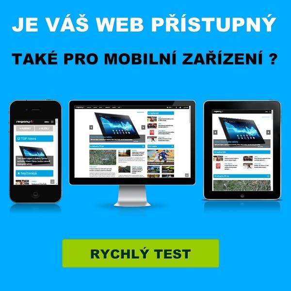 Otestujte si, zda je Váš současný web přístupný pro mobilní telefon, desktop i tablet