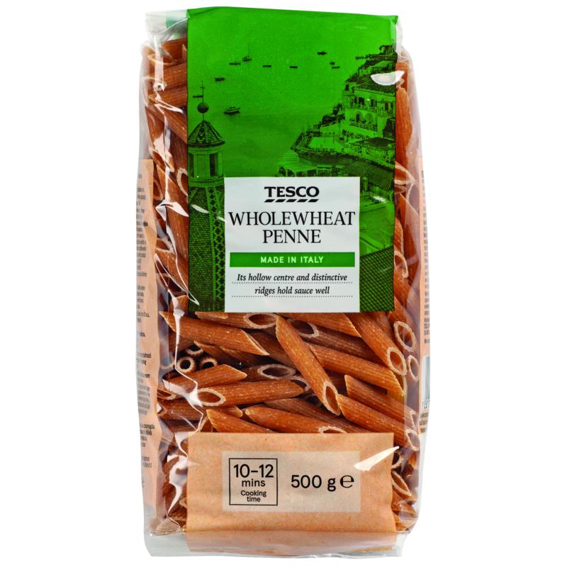 Tesco Wholewheat Penne